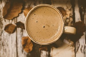 period cravings for Coffee